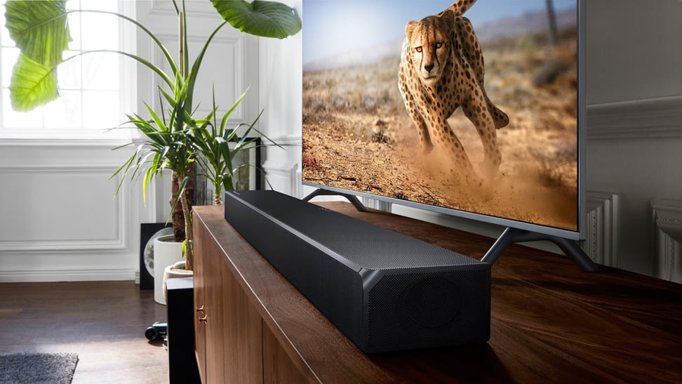 This soundbar is amazing, and seriously cheap right now