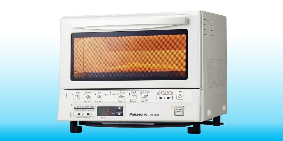 Panasonic NB-G110P toaster oven