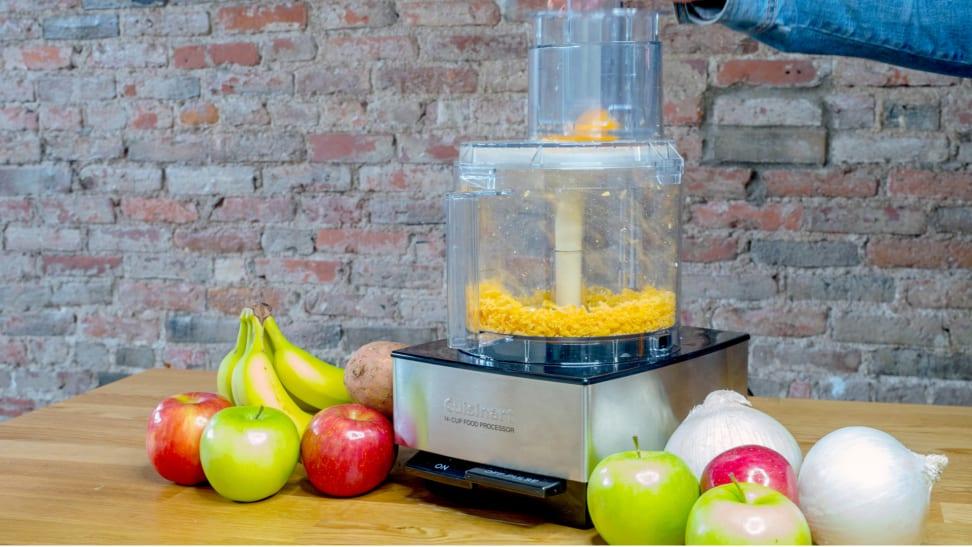 Cuisinart 14-Cup Food Processor DFP-14BCNY review