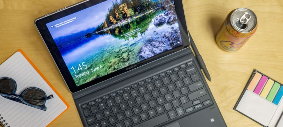 This sleek 2-in-1 is a good alternative to Microsoft's Surface Pro.