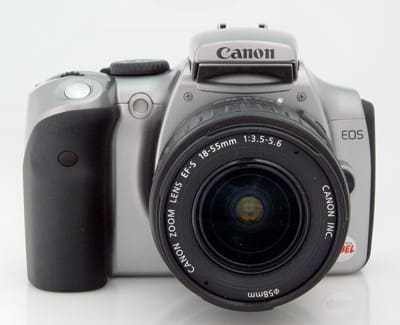 Product Image - Canon EOS Digital Rebel