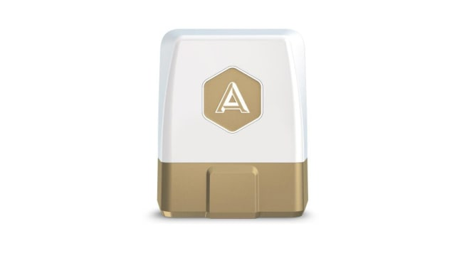 Automatic AUT-350C Pro Gold 3G Connected Car Adapter