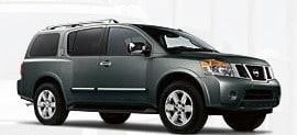 Product Image - 2012 Nissan Armada Platinum