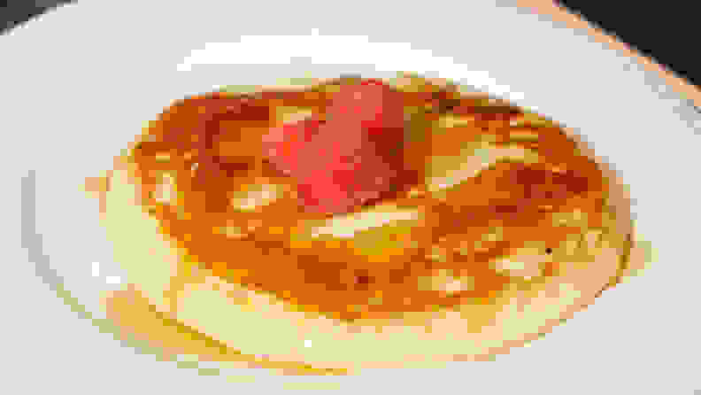 cast iron skillet pancake