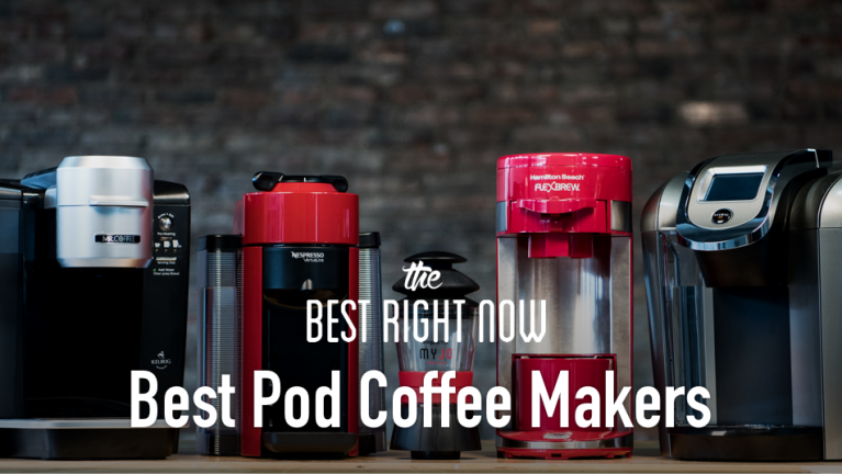 Best Pod Coffee Maker