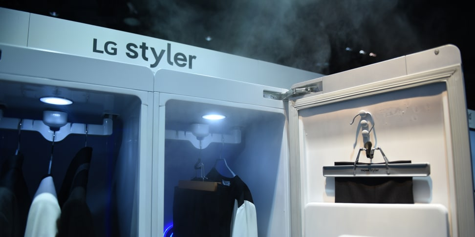 The LG Styler is coming to select Inspirato properties