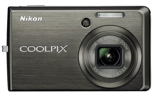 Product Image - Nikon Coolpix S600