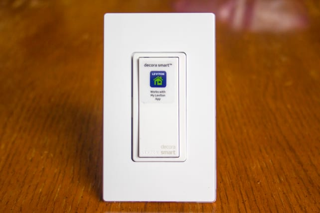 Best Smart In-Wall Switches: Leviton Decora Smart Switch (Wi-Fi)