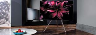 Samsung dezeen tv stand contest hero