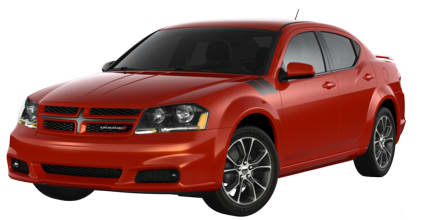Product Image - 2012 Dodge Avenger R/T