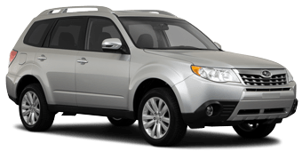 Product Image - 2012 Subaru Forester 2.5X Touring