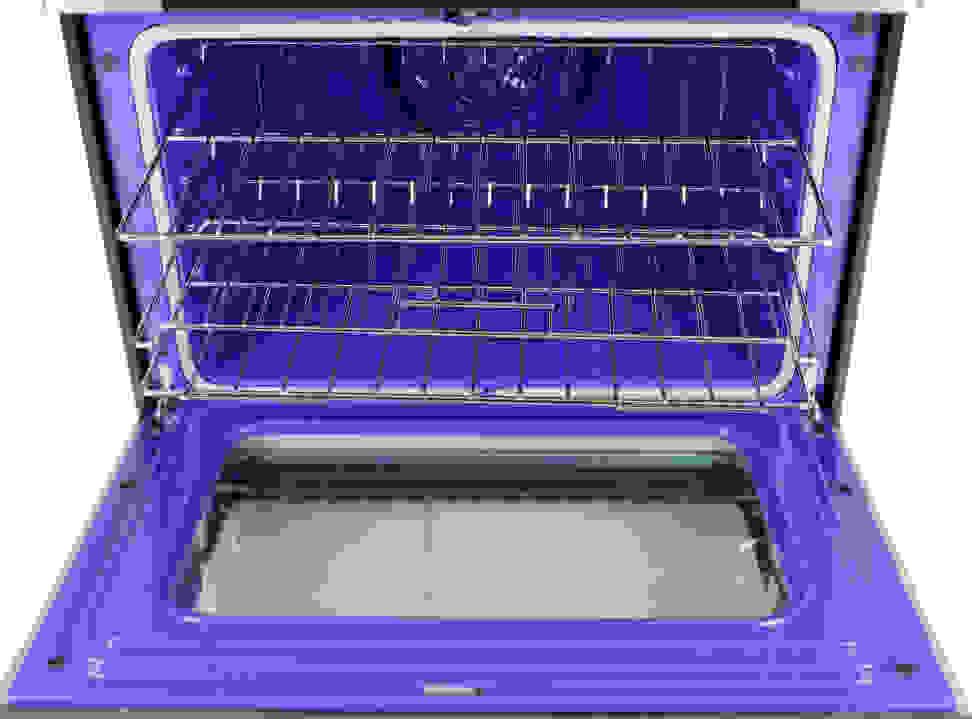 LG LDE3037ST lower oven