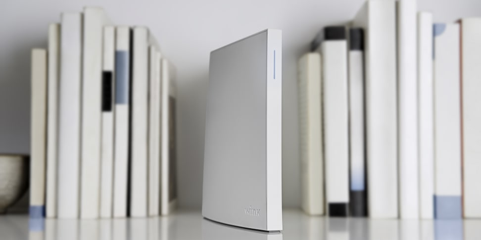 The redesigned Wink Hub 2 is perfect for any modern home.
