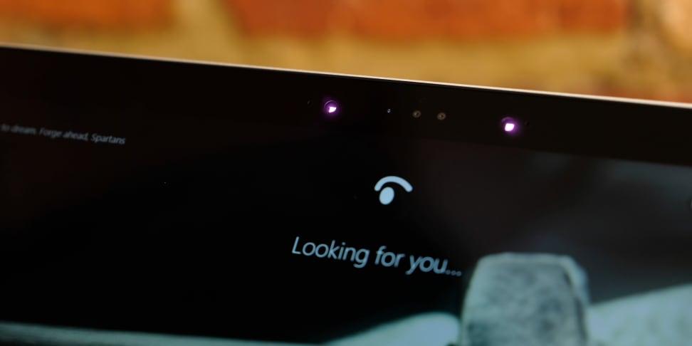 HP Spectre X360 Windows Hello