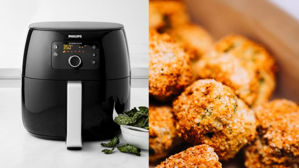 Air fryers can be healthy-here's what you need to make