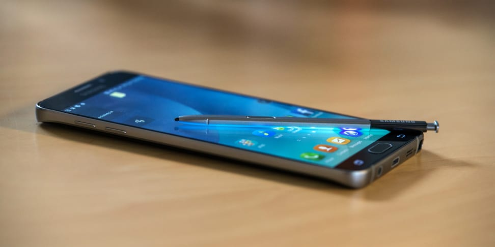 Samsung Galaxy Note 5 Stylus
