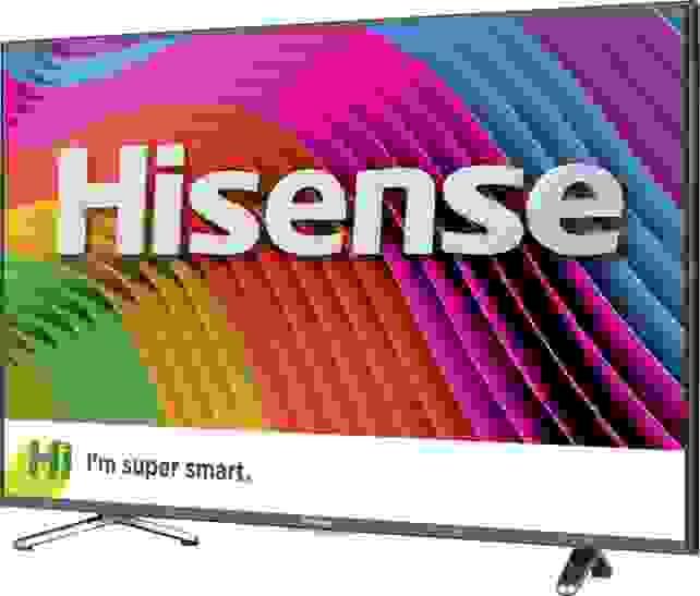 Hisense 50H6C Vanity
