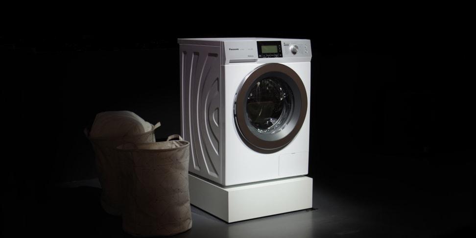 Panasonic's AutoCare washing machine