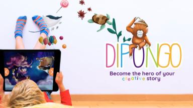 Dipongo makes screentime more creative.