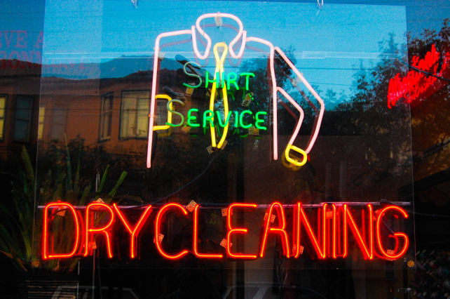 Dry Cleaning