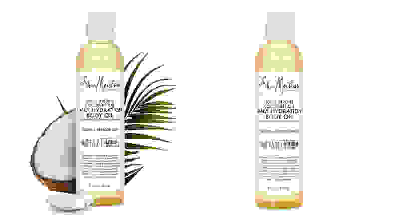 SheaMoisture Daily Hydration Body Oil