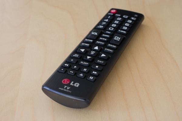 LG 39LB5600 remote control
