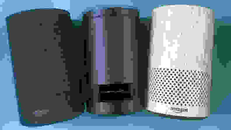 Amazon Echo Shell Options