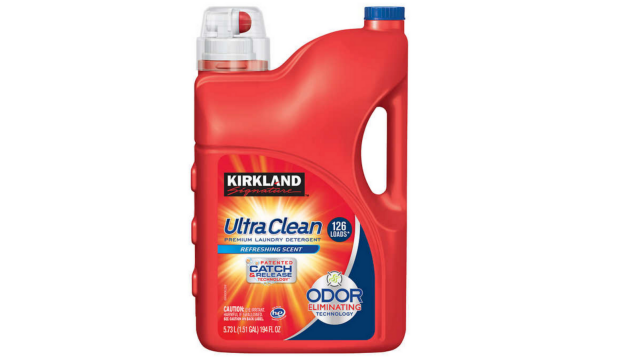 Kirkland detergent