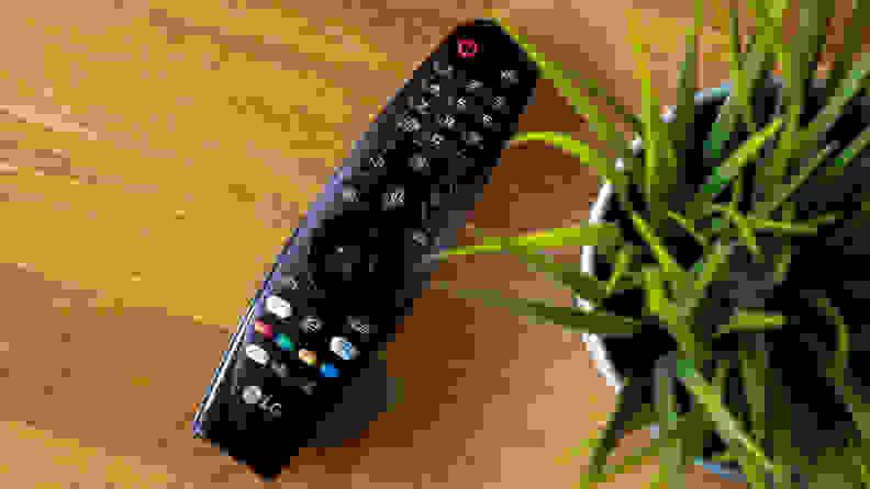 LG C9 OLED TV Magic Remote
