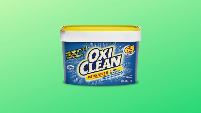 Oxygen bleach