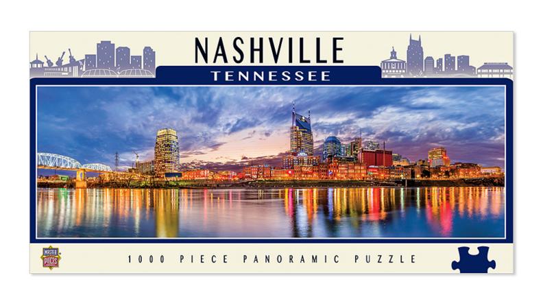 Nashville puzzle
