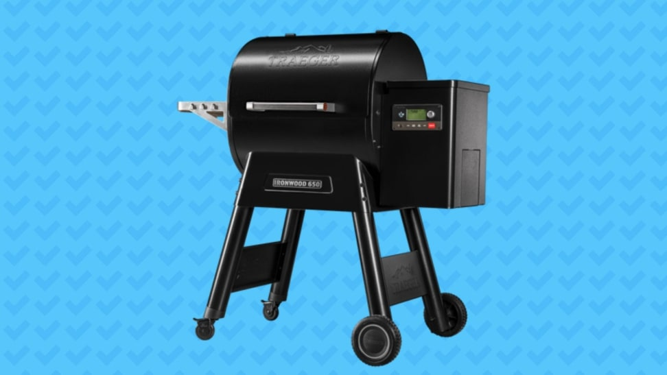 We tested the WiFi-connected Traeger Ironwood 650 pellet grill.