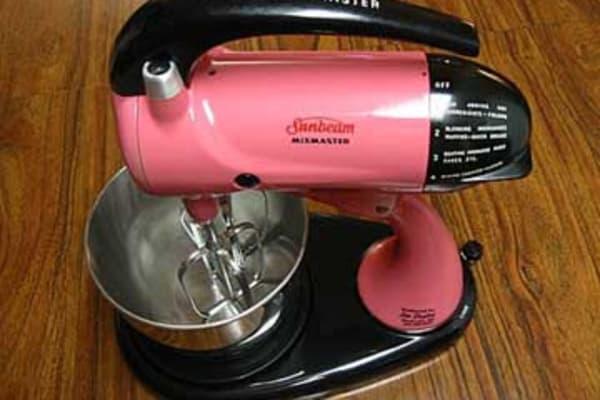 Pink Sunbeam Mixmaster