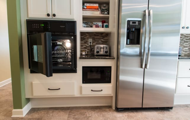 NKBA design trends built-in and undercounter appliances
