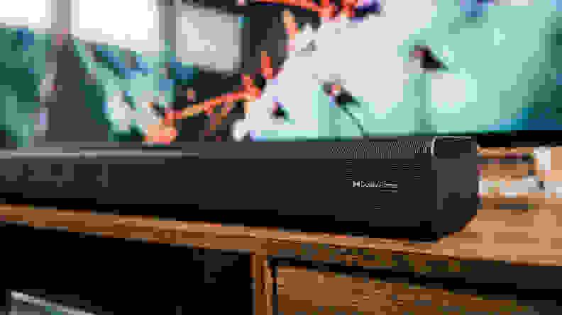 Monoprice SB-600 soundbar front