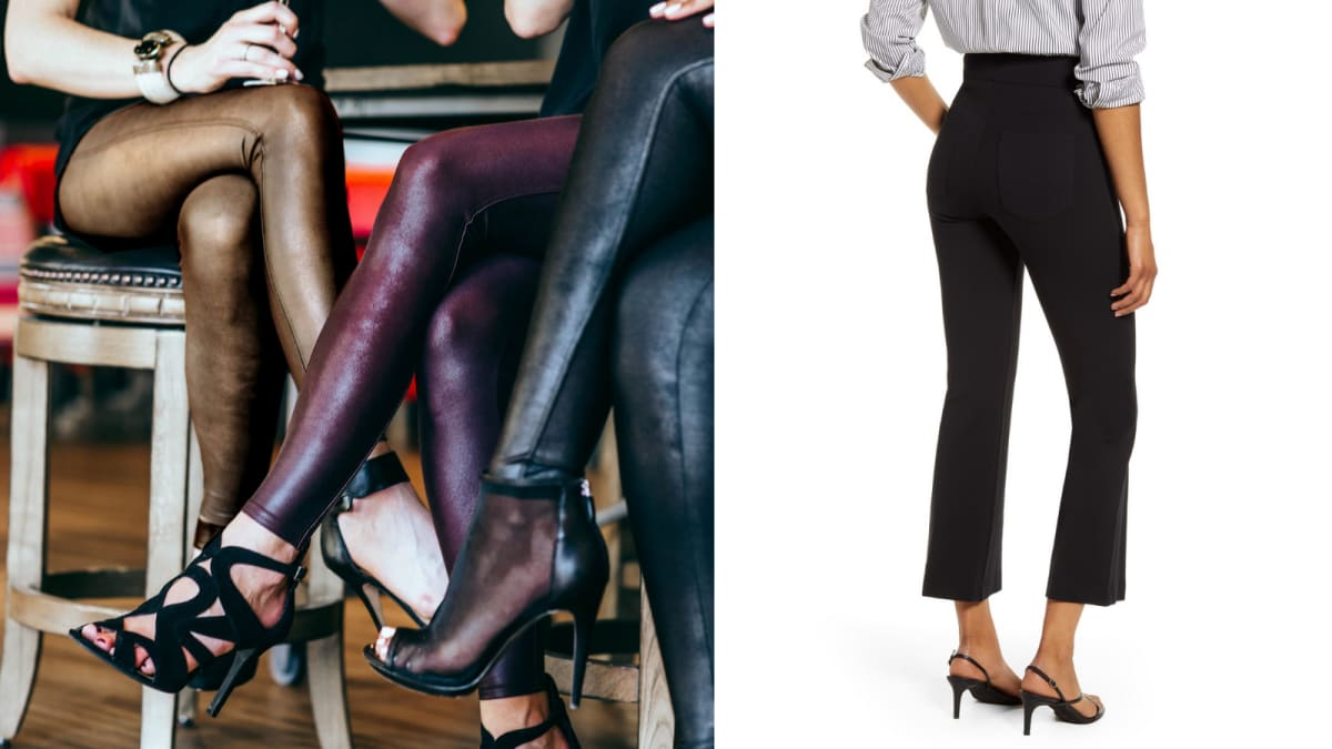 These things from Spanx have hundreds of rave reviews—and none are shapewear