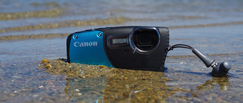 Product Image - Canon  PowerShot D20