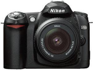 Product Image - Nikon D50