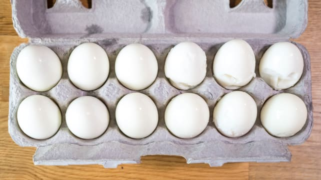 Hot vs. Cold Start Eggs