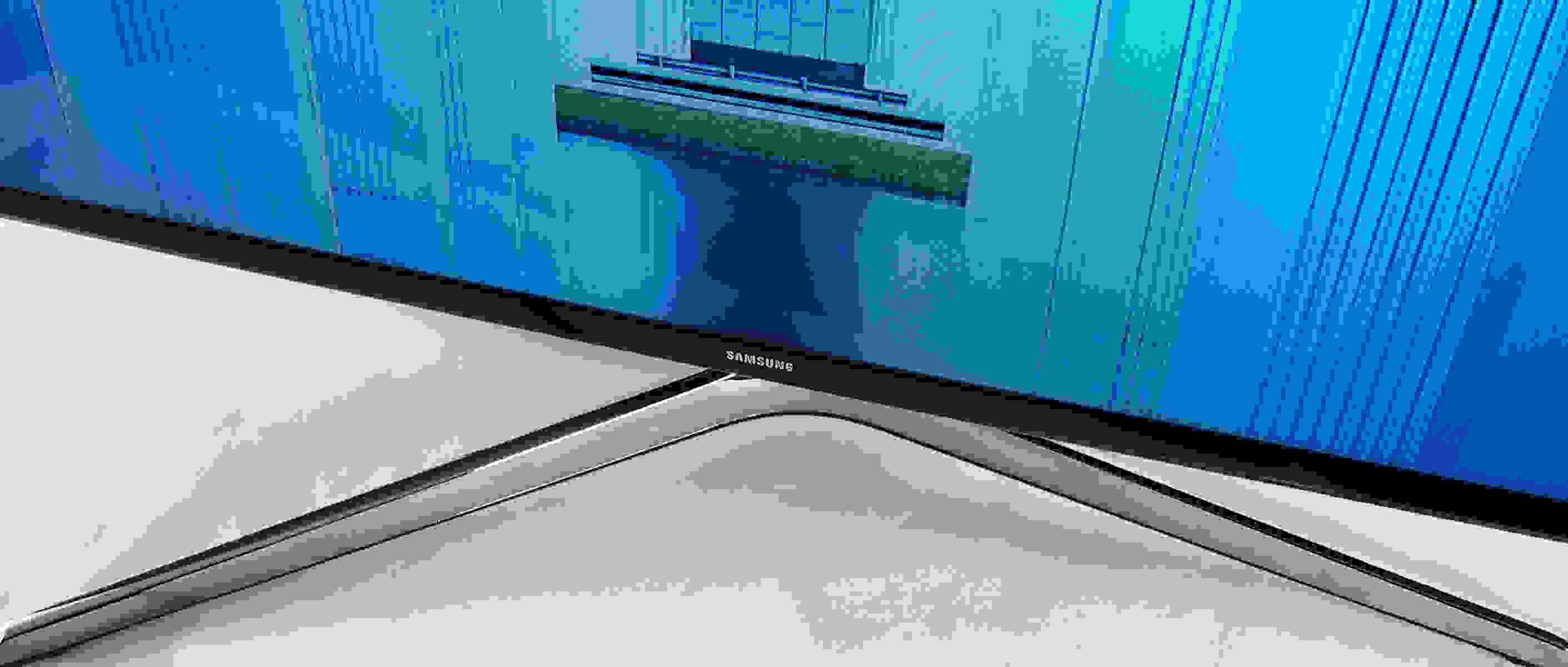 The Samsung UN48H6400 LED TV