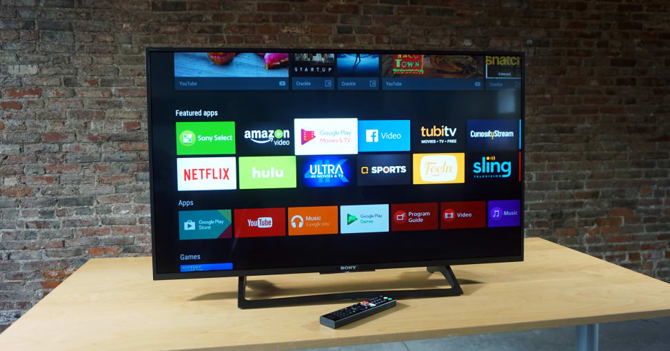 Sony X800E Series TV Review - Reviewed Televisions
