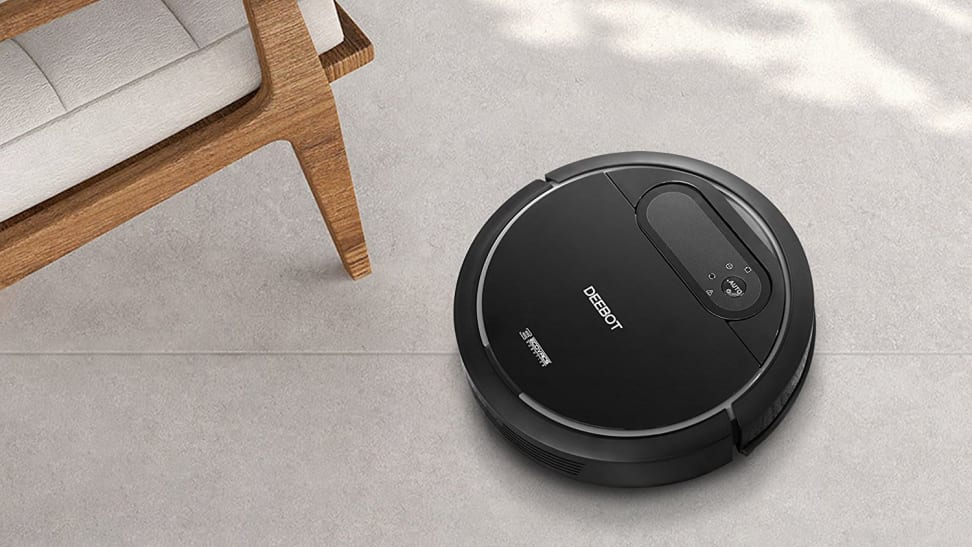 This robot vacuum is great for pet owners—and it's under $150 with our exclusive code