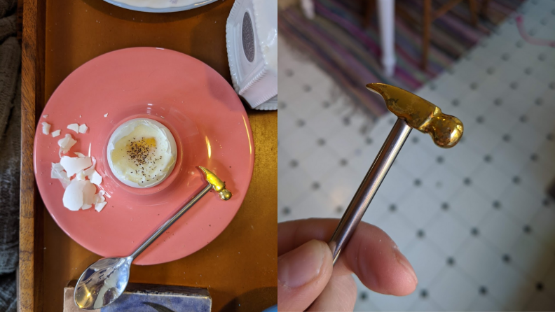 Hammer spoon