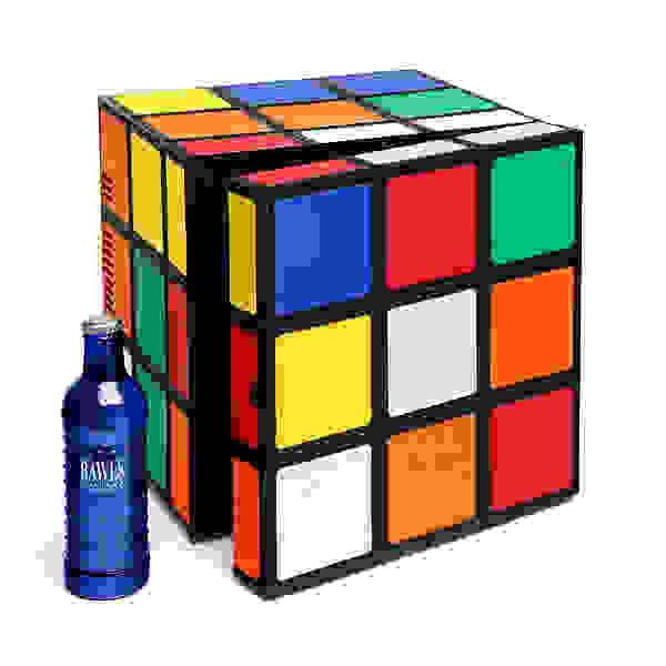 Rubik's Cube Mini Fridge