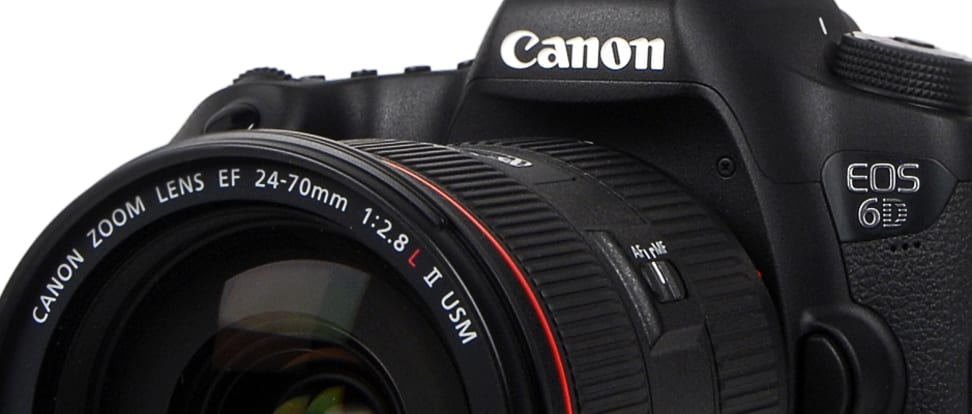 Product Image - Canon EOS 6D