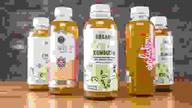 Kombucha Step Seven