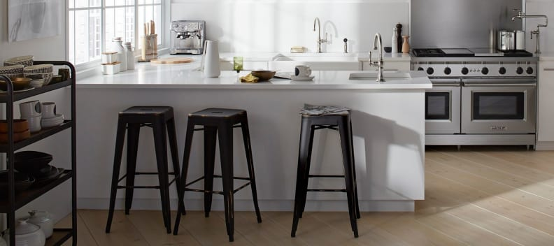 Black-kitchen-stools