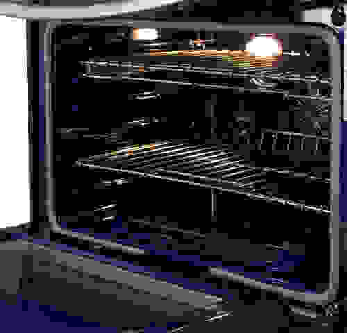 Lower Oven Photo