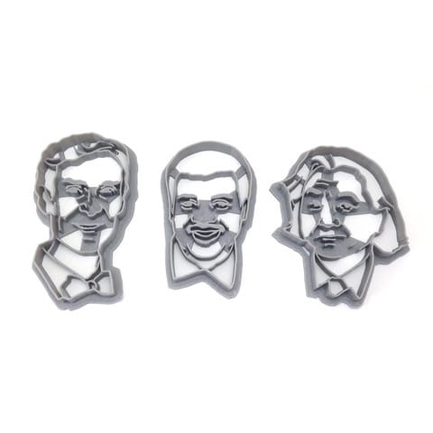 Scientists Cookie Cutters