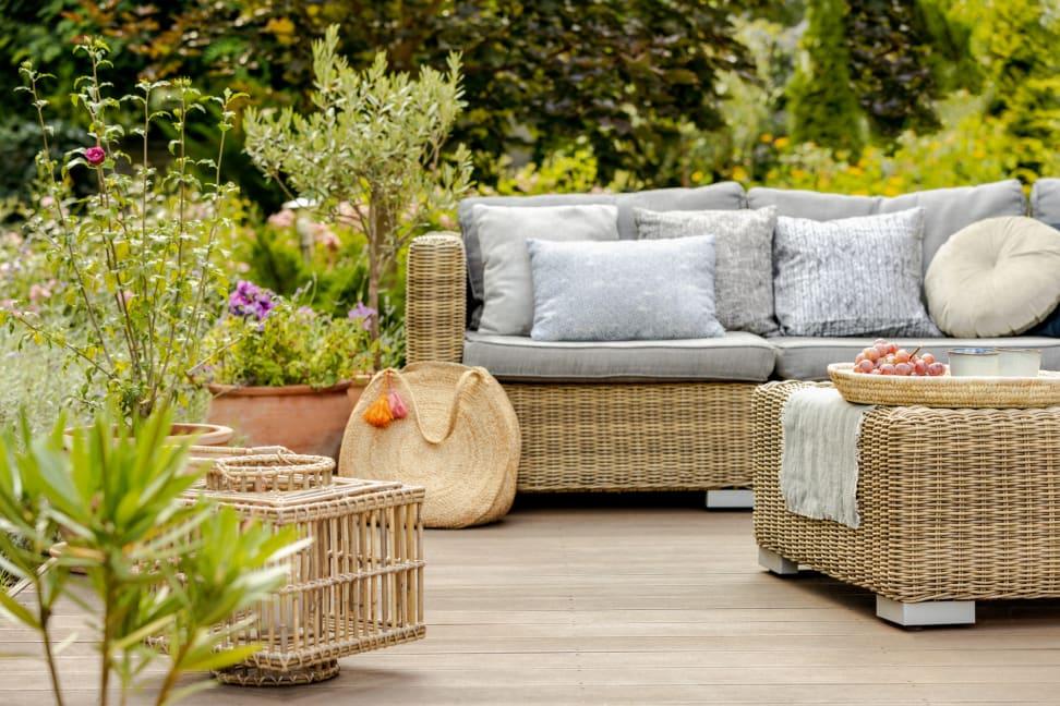 Garden rooms can create a backyard oasis of your dreams